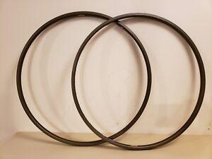 NOS Sun Mistral 650c Road Bike Rims...Anodized...571mm...Triathlon...TT...36h