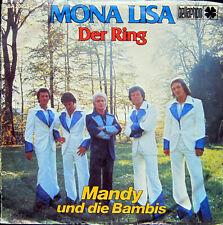 Single / MANDY UND DIE BAMBIS / AUSTRIA / RARITÄT /