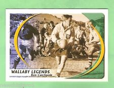 2003 WALLABY LEGENDS RUGBY UNION CARD - WL2  KEN CATCHPOLE