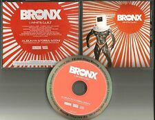 THE BRONX White Guilt 2006 USA PROMO Radio DJ CD Single  MINT ISLR 16553