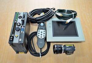 OMRON VISION MATE SET F210-C10 & F160-S2 & F150-M50L & F160-KP & Cable free ship