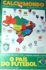 GUERIN SPORTIVO=CALCIOMONDO=N.6 1985=SPECIALE BRASILE