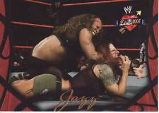 2005 Fleer WWE Divas #20 Jazz near mint