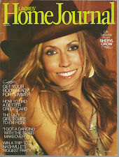 Ladies Home Journal June 2011 Sheryl Crow/Credit Card/Ballroom Glitz/Family Cust