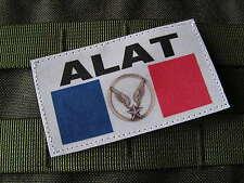 SNAKE PATCH - FRANCE ALAT - insigne béret OPEX armée hélicoptère combat DAOS