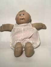 Vintages Cabbage Patch Preemie Doll, open mouth,Original Appalachian artwork