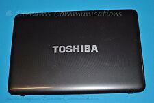TOSHIBA Satellite L645 L645D Laptop LCD Back Cover (Rear Lid) + Webcam + Antenna