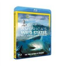 National Geographic America's Wild States 5055298097206 Blu-ray Region B