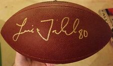 Levine Toilolo Signed Football Atlanta Falcons Autograph Stanford Cardinal COA