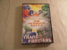 """Transformers """"The Ultimate Battle"""" (Used DVD) Free Domestic Shipping"""