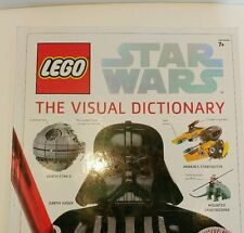 The Visual Dictionary by Jason Fry, STAR WARS LEGO HOW-TO BOOK OF PATTERNS SETS