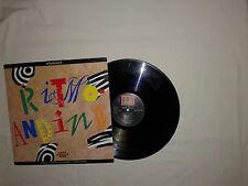 Atahualpa – Ritmo Andino - Disco 33 Giri LP Album Vinile ITALIA 1990 Techno