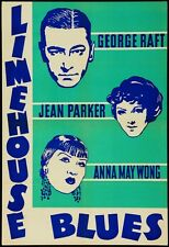 "George RAFT - ""Limehouse Blues"" - Anna May Wong - 1934 Asian role Pre-Code - DVD"