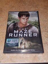 MAZE RUNNER (DVD, 2014, WIDESCREEN) BRAND NEW FACTORY SEALED