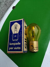 N.O.S ampoule 6V 20/20W 6 volts 20/20 Watt auto moto ancienne collection