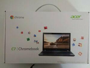 Acer Chromebook c710 - Intel Celeron - 320Go Hdd - 2Go Ram -