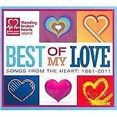 Various Artists - Best Of My Love (Songs From The Heart 1961-2011, 2011)