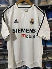 Adidas Real Madrid David Beckham Home Jersey / Shirt 2003-2004 sz M