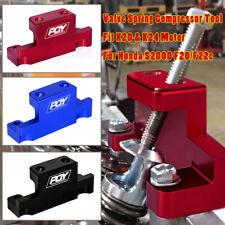 Black Valve Spring Compressor Tool For Honda Acura K Series K20 K24 F20C F22C