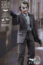 1/6 Scale Batman The Dark Knight Joker Bank Robber Version 2.0 Hot Toys