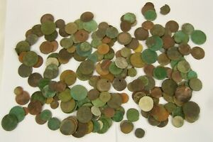 Large Selection of Metal Detector Finds - Collectible British Coins - over 1kg