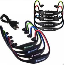 Estéreo Inalámbrico Bluetooth Auriculares Auriculares Sport Para Iphone HTC Samsung Sony