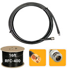 16' Low Loss 400 grade coax cable for Official RAK 5.8 or 8 dbi Helium Antenna