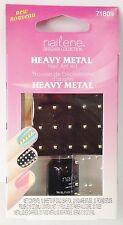 Lot of 6 Nailene Designer Collection Heavy Metal Nail Art Kit 71809