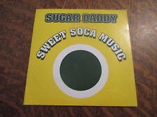 cd SUGAR DADDY sweet soca music