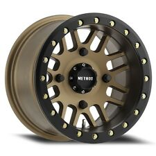 Method Race Wheel 406 bronze 14x10, 4x156 RZR Polaris