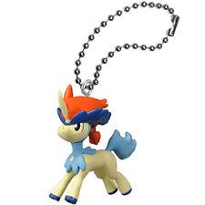 Pokemon Movie BW Keldeo Ball Key Chain swing 2012 Pocket Monster Toy