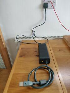 XBOX 360 Power Supply Unit Brick Cable Lead Microsoft & Plug