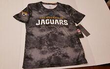 BEAUTIFUL Jacksonville Jaguars Kids Youth Size M NFL Dri Tek Athletic TShirt NWT