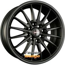 4x TEAM DYNAMICS JET Racing Black 6,5x15 ET38 4x100 4x108.00 ML73.1