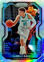 REPACK 2020-21 Prizm LaMelo Ball Silver Prizm RC Chase- 5 Cards 🔥Read First