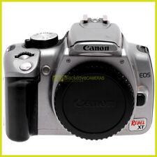 Canon EOS Rebel XT silver (350D) fotocamera reflex digitale 8Mp innesto EF.