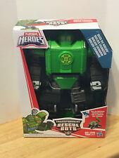Transformers 2018 Playskool Heroes Rescue Bots Quick Dig Boulder NIP VHTF