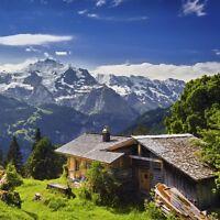 LUXUS Urlaub in der Schweiz im 4*s Waldhotel Doldenhorn inkl. großem SPA Bereich