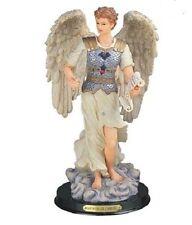 "12"" Inch Archangel Gabriel Statue Figurine Figure Religious San Saint Angel"
