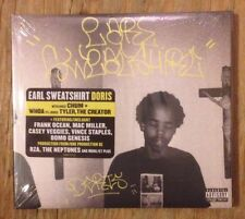 "Earl Sweatshirt ""Doris"" Odd Future, Frank Ocean Tyler The Creator, New! Free S&H"