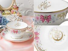 Sailor Moon x Noritake Collaboration Tea Cup Saucer Set  Extremely RARE AUTH!!