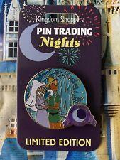 2020 New Disney Robin Hood Pin Trading Nights Pin  2-20-20 PTN