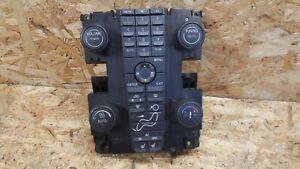 GENUINE VOLVO C30 S40 V50 2004-2012 RADIO HEATER CONTROL PANEL BUTTONS 30737669