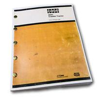 J I CASE 850C CRAWLER TRACTOR DOZER PARTS MANUAL CATALOG ASSEMBLY EXPLODED VIEWS