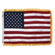 EE.UU. Bandera Bordado 50 Estrellas Ejército 91x152cm wkII WW2 Vintage USMC IRAK