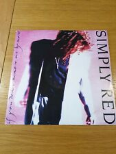 """SIMPLY RED IF YOU DON'T KNOW ME BY NOW 12"""" VINYL"""