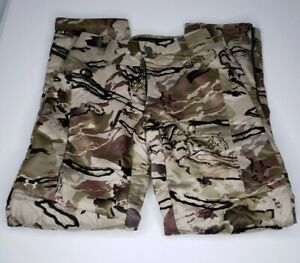 Under Armour Brow Tine Mid Season Hunting Pants Womens Size 6 1316698-999