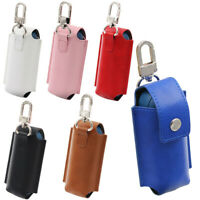 For Samsung Galaxy Buds Headset Portable Leather Case Protective Cover Bag Pouch