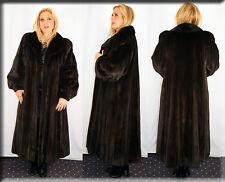 New Blackglama Mink Fur Coat Size Large 10 12 L Efurs4less