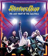 Status Quo - Last Night Of The Electrics (NEW Blu-Ray)